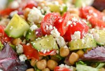 Recipes to try- Salads
