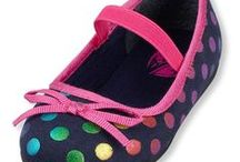 If the Shoe Fits / Check out all of our footwear for your kids. Dress up, casual, sandals and flip flops! And just in time for summer, water shoes.  / by The Children's Place