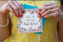 What's in your ANGEE W. Bag? Bridesmaid