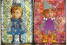 ArtEd- Artist Trading Cards / by Donna Staten