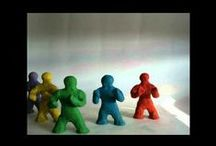 ArtEd- Claymation/ Stop Motion