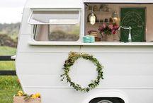 Glamping / Camping & campervan ideas / by Rachel Brooker