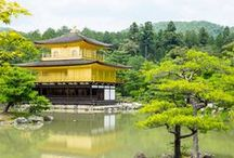 TRAVEL // Japan / Gorgeous architecture, natural beauty, incomparable food, fascinating people.