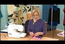 Londa's Sewing Videos / Sewing How-To Videos from Londa teach you good construction techniques, sewing embellishment AND creative design methods for your sewing patterns.