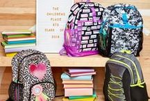 back-to-school | PLACE / Get ready for school with lunch ideas, kids' school clothing, activities and so much more!  / by The Children's Place