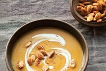 FOOD // Soups & Stews / From light summer soups to savory winter stews, this is the place for everything that belongs in a bowl.