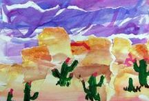 ArtEd- Desert