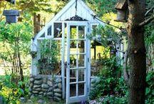 Garden & Outdoor Living / by Hella S