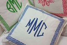 Monograms... Of course. / by Katy Baker