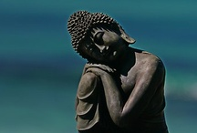 """Buddha / """"You cannot travel the path until you have become the path itself."""" - Buddha"""
