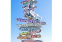 Travel Bucket List / What is on your Bucket List?