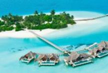 Great Places to Visit! / I have always enjoyed looking at beautiful beaches.  Dream on......