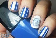 Sugar Coated Nails / My personal nail designs