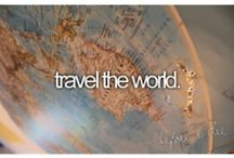 traveling around.... / ❤️ to travel the World