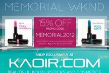 KA'OIR VIP / Sales and VIP ONLY Promo Code Offers from www.KAOIR.com