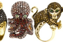 Jewelry ~ Rings / by Amy Nicole