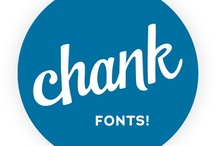 Fonts for Fun / by Billie Fredell