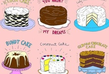 Cakes / by Billie Fredell