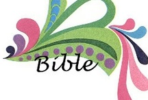BIBLE / by Billie Fredell