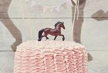 ※Cake Decoration※ / Sweet and beautiful cakes