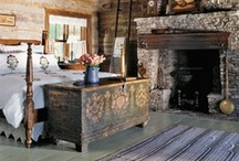 "Home Sweet ""Western"" Homes  / Rustic, Warm & Inviting western interior design.  From the barn to the ranch!"
