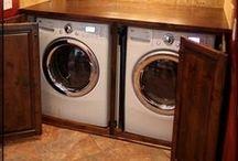 Laundry Room / Laundry Room Ideas