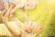 Motherhood + Parenting / Support and Wisdom for Moms