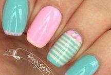 Nails - just nails! / by Hella S