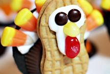 Thanksgiving / The best Thanksgiving crafts and recipes