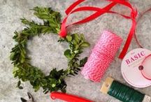 Holiday DIY / Our favorite holiday DIYs—from recipes to wreaths, we love getting creative during this time of year!   / by Given Goods Company