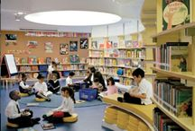 School library- design ideas