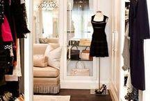 Closets + Dressing Rooms
