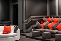 Entertainment + Movie Rooms