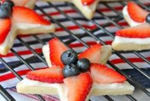 4th of July / Recipes, crafts and kids activities for the 4th of July!
