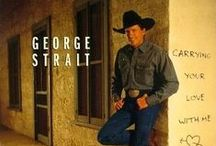 George Strait Style / We love George Strait for his music and his style!