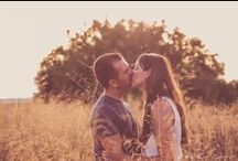 """Preboda en el campo """"C & R"""" / Preboda en el campo. Carolina & Rubén tienen una cosa clara: su amor. Por ello, anda organizando su futura boda aunque aún no tengan una fecha definitiva.  #preboda #campo #fotografía"""