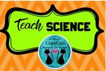 TEACH SCIENCE / science, education, lessons, experiments