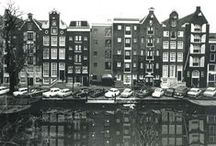 Pulitzer Back in the Days / In 1970 Peter Pulitzer opened the Howard Johnson Hotel. Soon it's name was changed to Hotel Pulitzer and it became one of the most iconic hotels in Amsterdam.