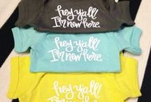 Maed Handlettered / Hand lettered & Screen Printed Professionally.   maedhandlettered.etsy.com