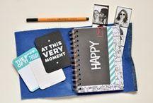 CRAFT travel journal / Travel journals, travel books, travelers notebook, roadtrip journals e tudo mais desse tipo que mostre as viagens de um jeito fofo. Super me inspiro aqui!