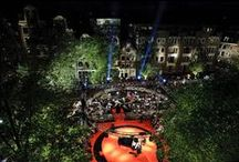 The Pulitzer Sound / Each year in August magic happens at the Prinsengracht Concert: a classical concert right on the canal in front of Pulitzer Amsterdam