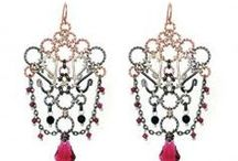 Glamour / collection earrings