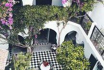 ※Andalusian Courtyard※ / Inspiration for exterior decor