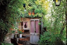 Favorite Places & Spaces / Inspirational Spaces