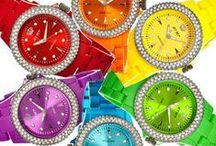 WATCH you lookin' at...& some CLOCKS! / by Tammy Smith Doll