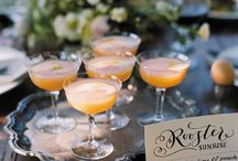 Champagne Coupes / by Hazel Roberts