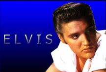 ELVIS - the King of Rock n Roll / by Tammy Smith Doll