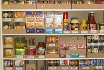 pantry ideas / by Linda McKinney
