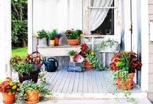 porches & patios / by Linda McKinney