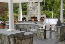 Outdoor Kitchen  / by Linda McKinney